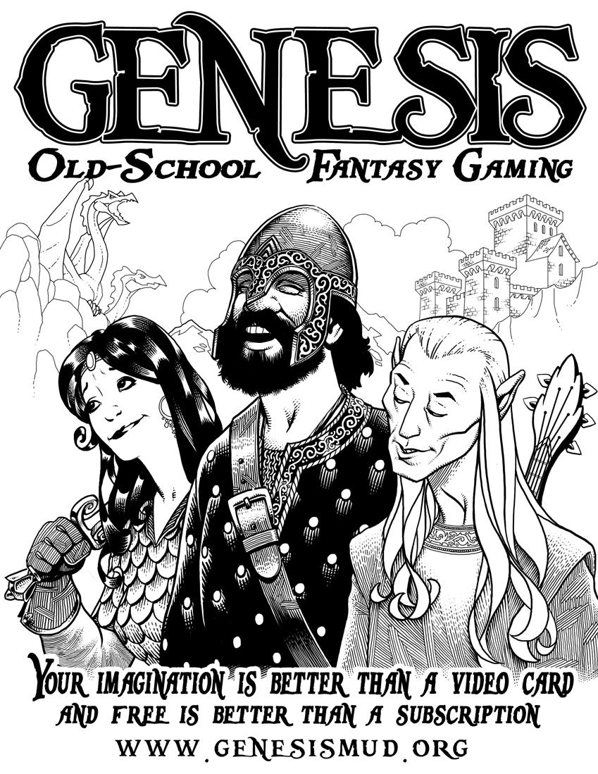 Genesis Spiel